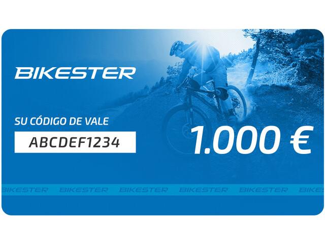 Bikester Tarjeta Regalo, 1000 €